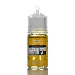 Glas Basix Salts - Mango Tango - 30ML E-Liquid - Vapor Living