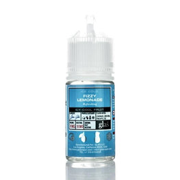 Glas Basix Salts - Fizzy Lemonade - 30ML E-Liquid - Vapor Living