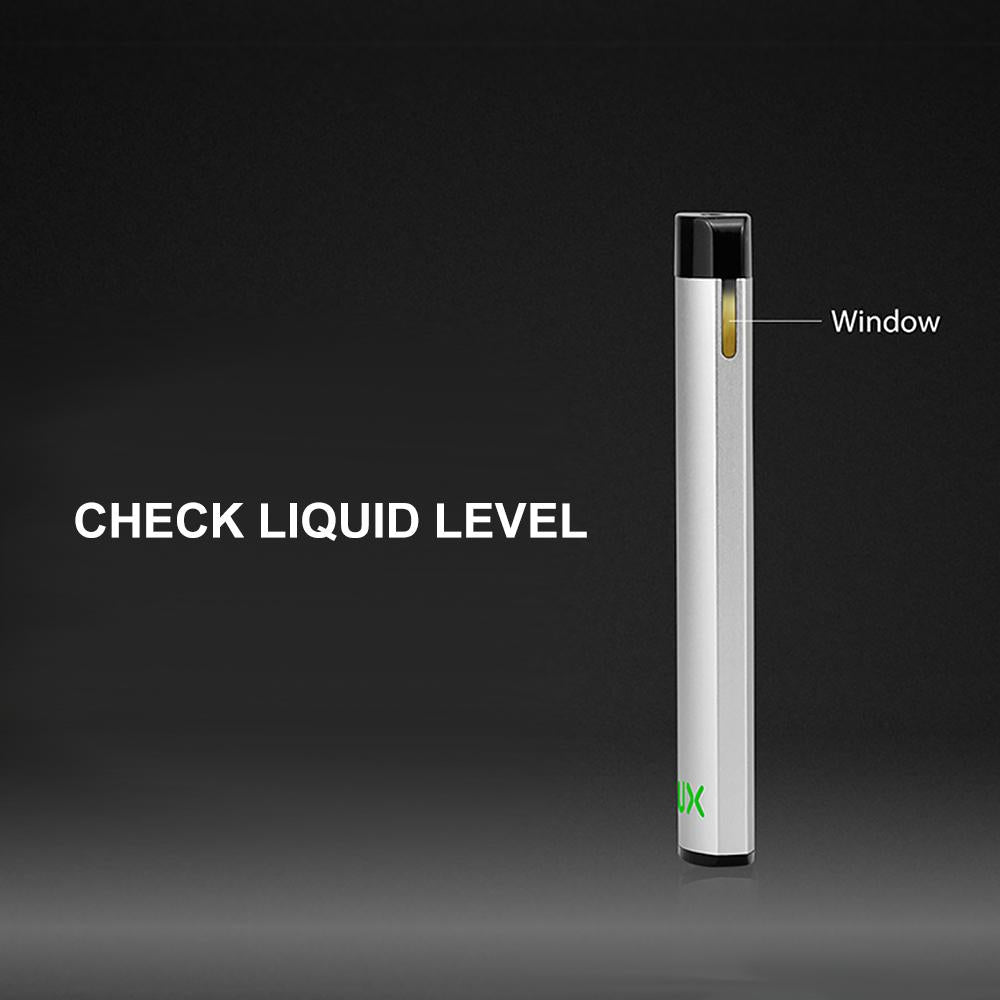 Lux Vape Pen Kit with Refillable Pods by Wellon (4 Colors) - Vapor Living
