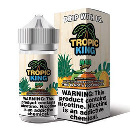 Tropic King - Maui Mango - 100ML E-Liquid - Vapor Living
