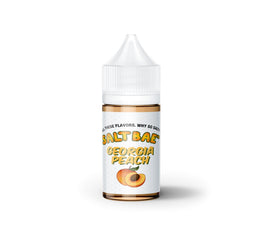 Saltbae50 - Georgia Peach - 30ML E-Liquid - Vapor Living