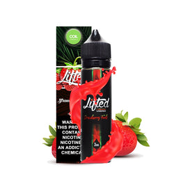 Lifted Liquids - Strawberry Feelz - 60ML E-Liquid - Vapor Living