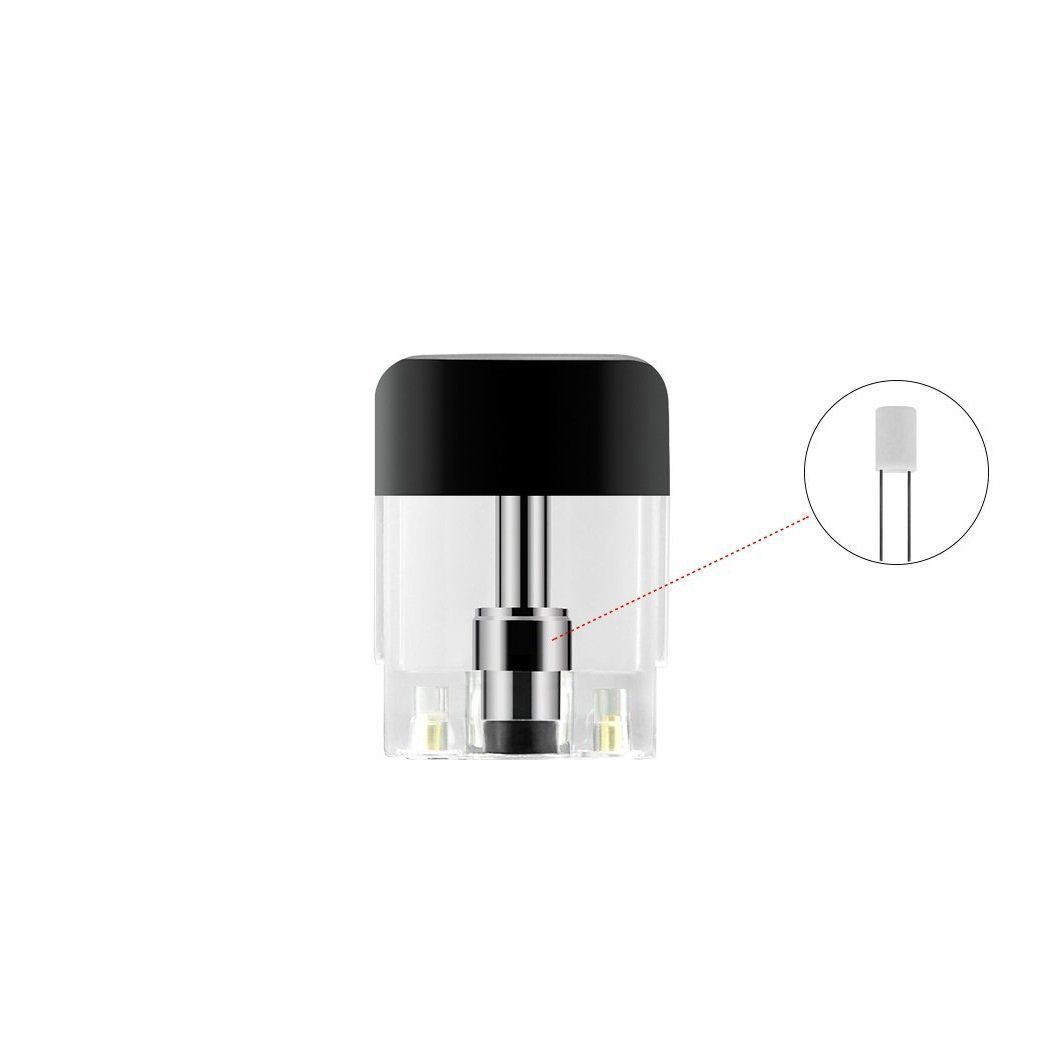 Lux (4x) Replacement Coil/Pod - Vapor Living