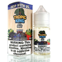 Tropic King Salt - Berry Breeze - 30ML E-Liquid