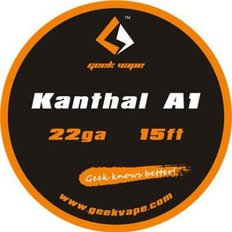 Geek Vape - Kanthal - 22G 15Ft - Vapor Living