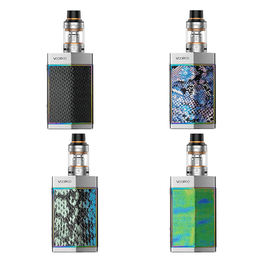 "VooPoo TOO 180W with UFORCE TC Kit ""Silver"" - hardware - Vapor Living"