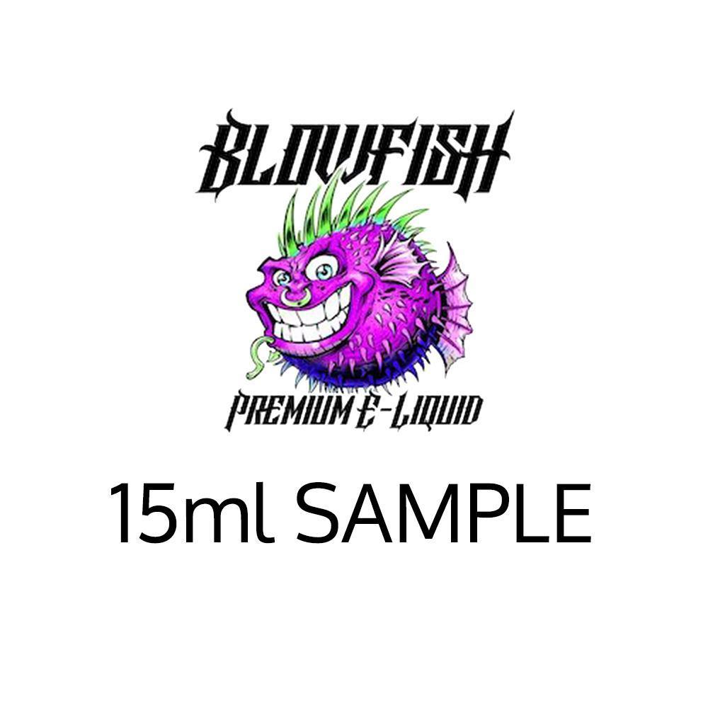 Adrenaline Blowfish - Captain Claw - Sample 15ML E-Liquid - Vapor Living