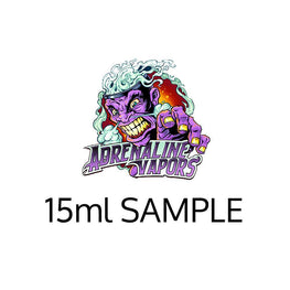 Adrenaline - Fear - Sample 15ML E-Liquid - Vapor Living