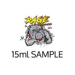 Adrenaline - Rage Blue Razz - Sample 15ML E-Liquid - Vapor Living