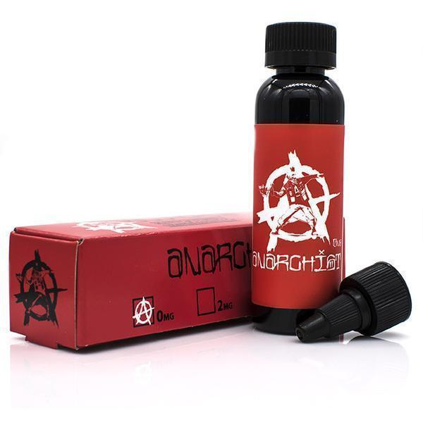 ANARCHIST - Red - 60ML E-Liquid - Vapor Living