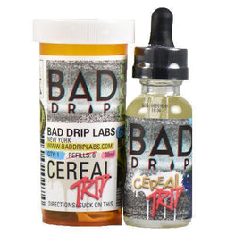 Bad Drip - Cereal Trip - 60ML E-Liquid - Vapor Living