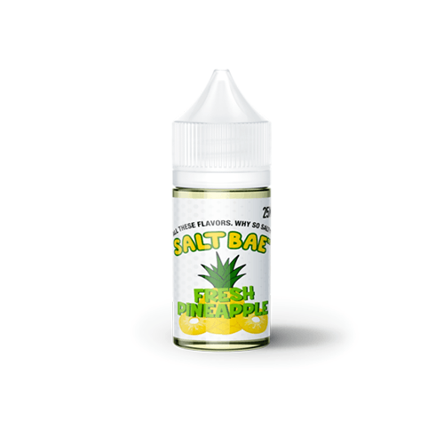 Saltbae50 - Fresh Pineapple - 30ML E-Liquid - Vapor Living