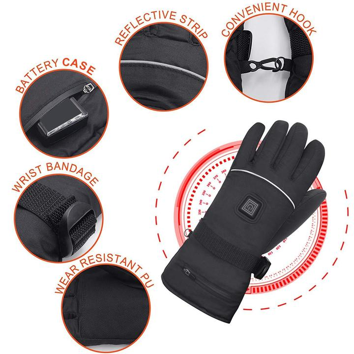 Winter Shield Heated Gloves