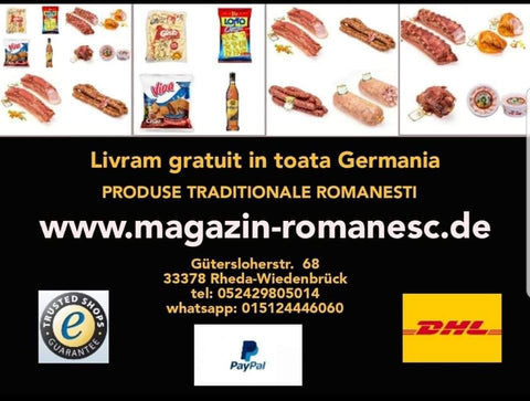 magazine romanesti in germania