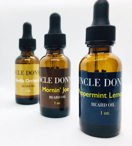 Beard Oil Combo (3 Pack)