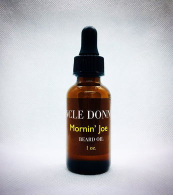 Mornin' Joe Beard Oil 1 oz