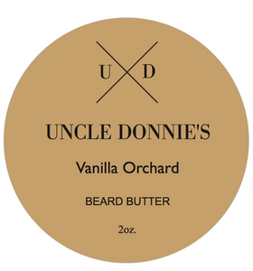 Vanilla Orchard Beard Butter 2 oz.