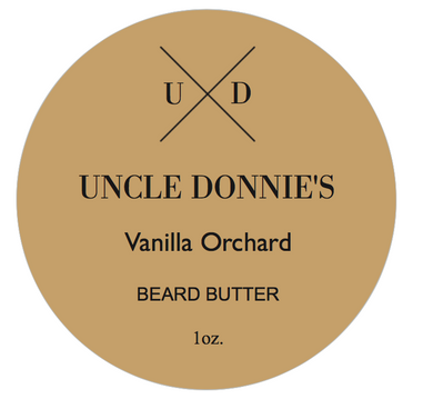 Vanilla Orchard Beard Butter 1 oz.
