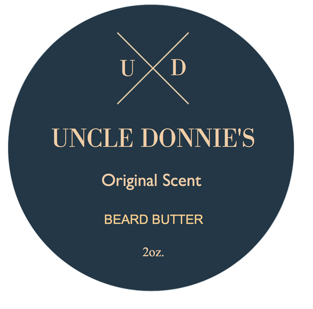 Original Scent Beard Butter 2 oz.