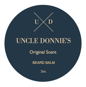 Original Scent Beard Balm 2 oz.