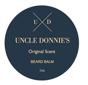 Original Scent Beard Balm 1 oz.