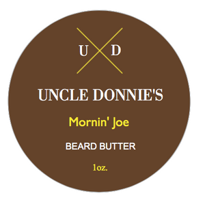Mornin' Joe Beard Butter 1 oz.