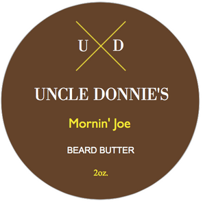 Mornin' Joe Beard Butter 2 oz.