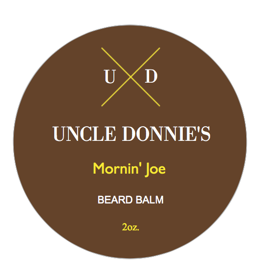 Mornin' Joe Beard Balm 2 Oz.