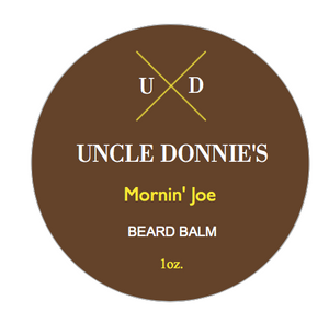 Mornin' Joe Beard Balm 1 Oz.