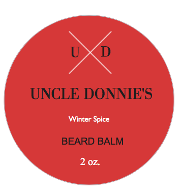 Winter Spice Beard Balm 2 oz.