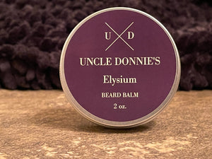 Elysium Beard Balm 2 Oz. (NEW!)