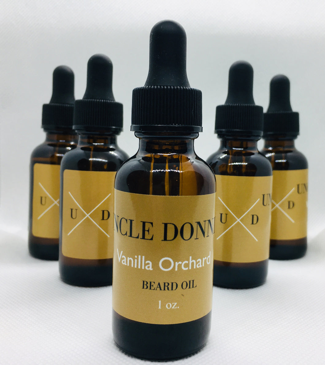 Vanilla Orchard Beard Oil 1 oz.