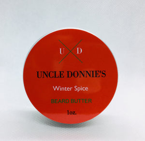 Winter Spice Beard Butter 1 oz.