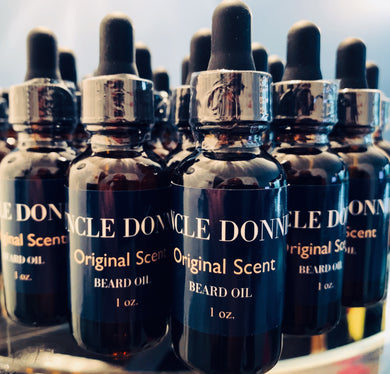 Original Scent Beard Oil 1 Oz.