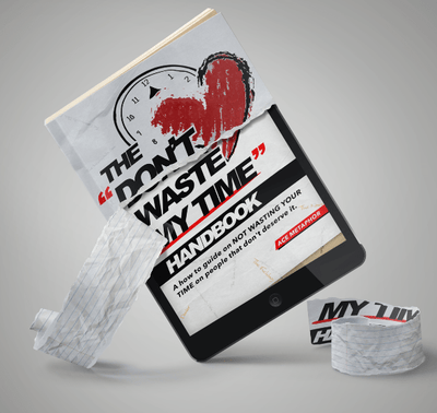 Don't Waste My Time E-book - Ace Metaphor