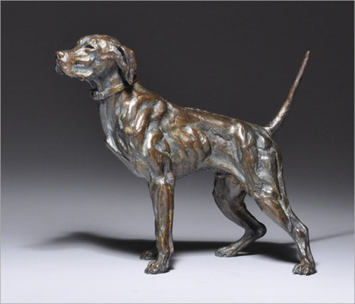 Mick Doellinger-Duke-Limited Edition Sculpture