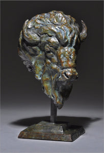 Mick Doellinger-Totem-Limited Edition Sculpture
