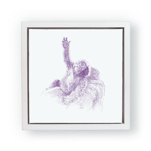 John Banovich - WILD CHILD-Gorilla (Canvas Zawadi Edition)