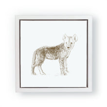 John Banovich - WILD CHILD-Hyena (Canvas Gallery Edition)