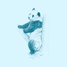 John Banovich - WILD CHILD-Panda (Canvas Gallery Edition)