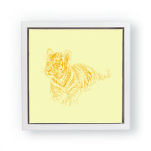 John Banovich - WILD CHILD-Tiger (Canvas Gallery Edition)