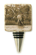 Banovich Wild Accents-Elephant Collection-Wine Stoppers