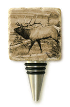 Banovich Wild Accents-Elk Collection-Wine Stoppers