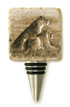 Banovich Wild Accents-Lion Collection-Wine Stoppers