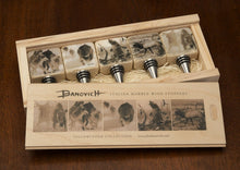 Banovich Wild Accents-Yellowstone Collection-Wine Stoppers