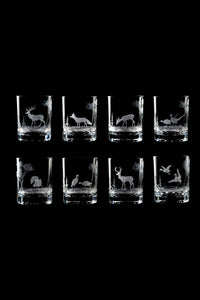 QLC-Old Fashioned-American Collection Highball Glass (SET OF 8)
