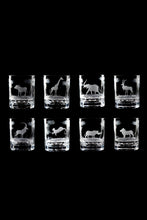 QLC-Old Fashioned-Kenyan Collection Highball Glass (SET OF 8)