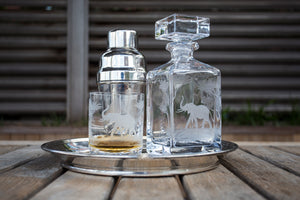 QLC-Whiskey Decanter