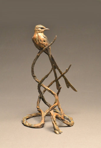 Stefan Savides - Tails of Spring - Limited Edition Sculpture