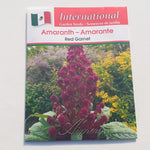 Amaranth 'Red Garnet'